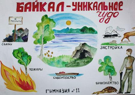 Рисунок учащегося гимназии № 11 г.Волгограда Н.Яковлева